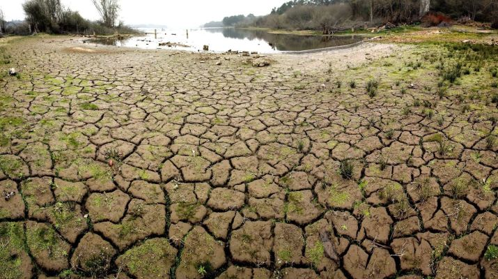 DROUGHT IN GALICIA