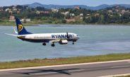 Ryanair: Οι μόνες πτήσεις εσωτερικού που συνεχίζονται είναι Θεσσαλονίκη – Χανιά και Αθήνα – Σαντορίνη